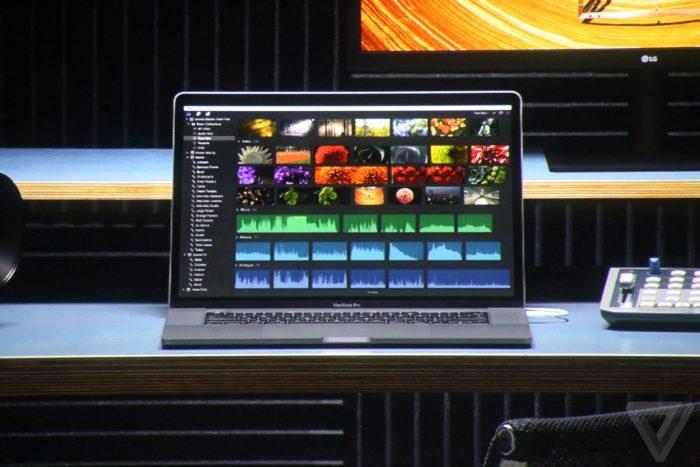 Az Apple bemutatta az új, Touch Bar-os Retina MacBook Pro-kat