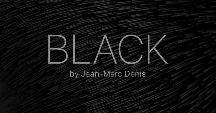 black-jean-marc-denis-cover