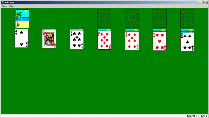 solitaire-windows-2000