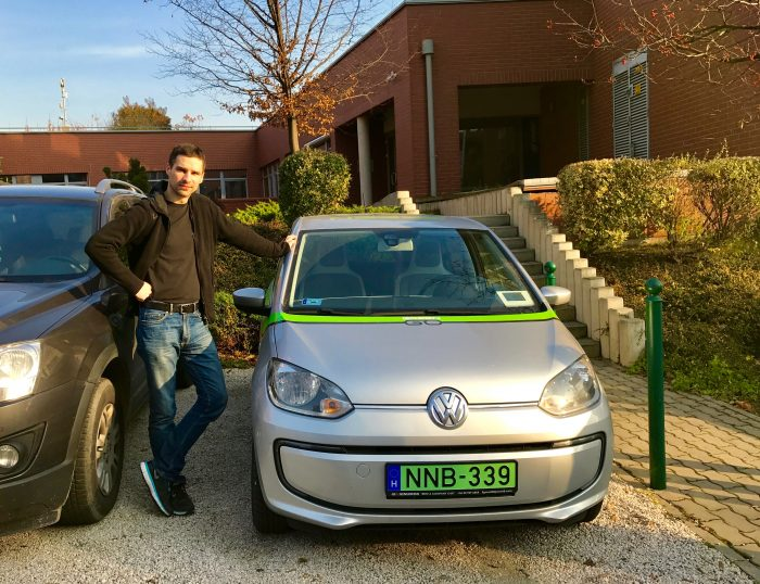 GreenGo teszt Budapest 2016