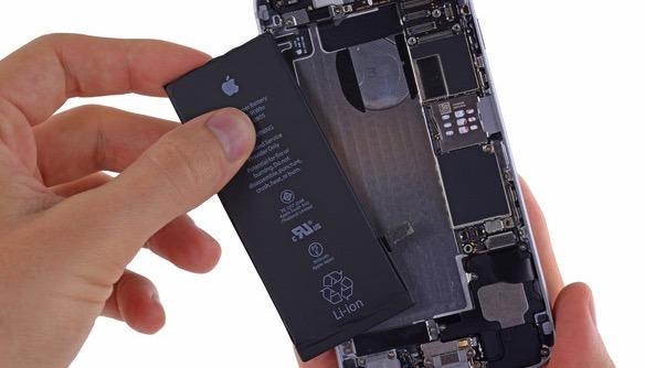 Várhatóan nem hívja vissza az Apple az iPhone 6 akkumulátorokat
