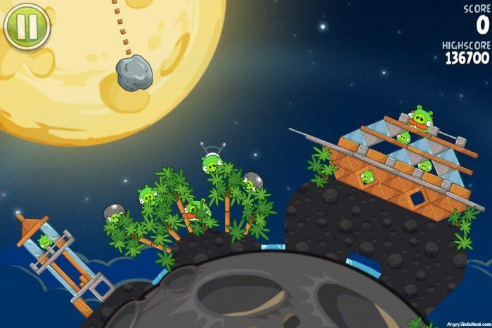 Angry Birds Space – a hét ingyenes alkalmazása