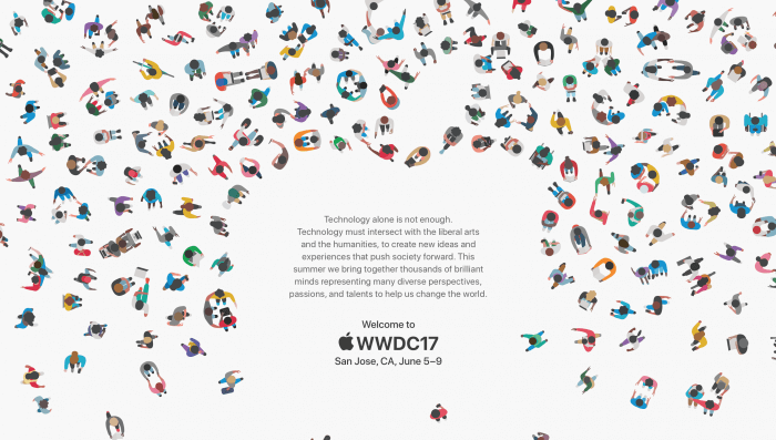 WWDC 2017 Cover