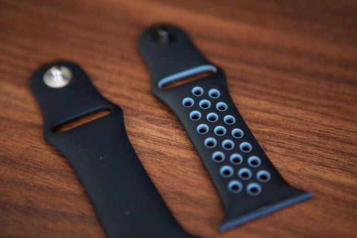 Apple Watch Nike+ szíj