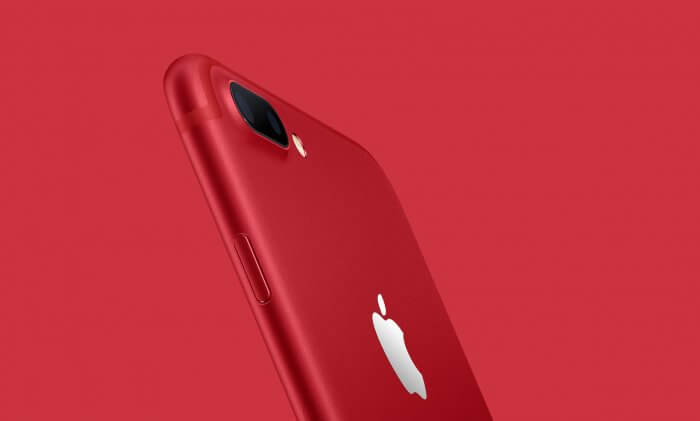 iPhone 7 (PRODUCT)RED™ Special Edition – 01