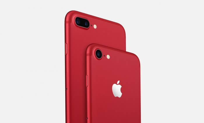 iPhone 7 (PRODUCT)RED™ Special Edition - 02