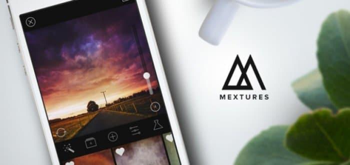 Mextures iPhone képszerkesztő