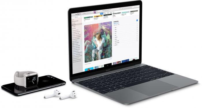 AirPods és Apple termékek