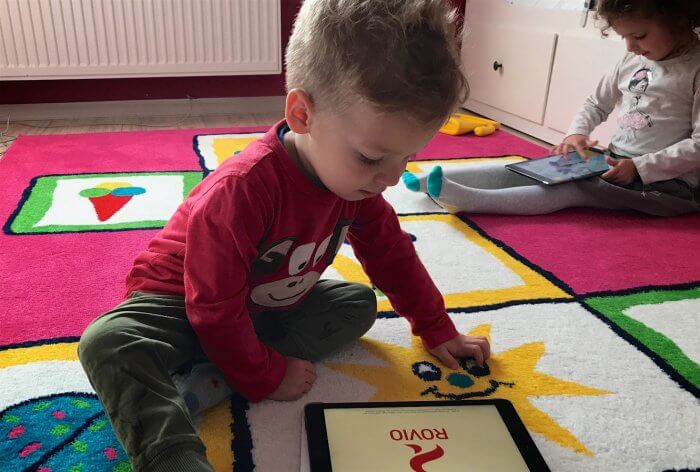 Gyerek iPad játékok
