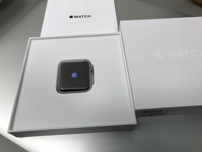 Apple Wach doboz