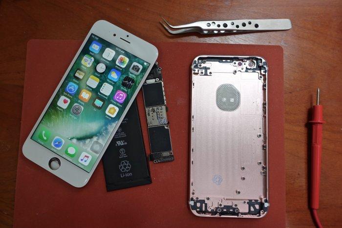 iPhone részek