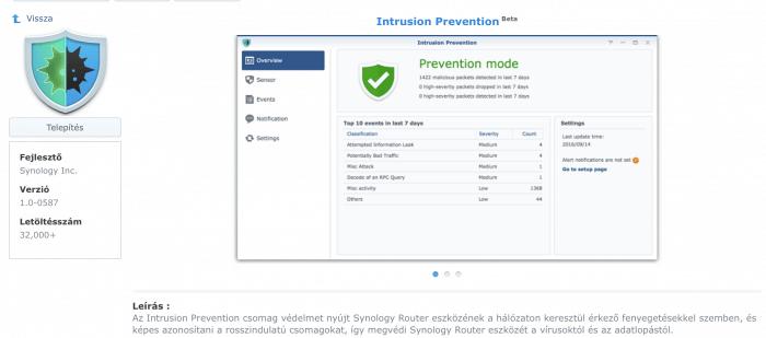 Biztonságos SRM rendszer csomag