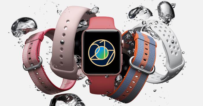 Apple Watch föld napja kihívás