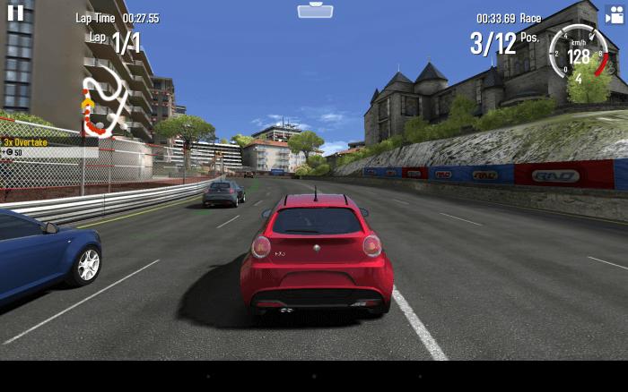 GT Racing 2 képernyőfotó