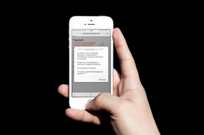 10.3-ban már nem lehetséges az iPhone vírus