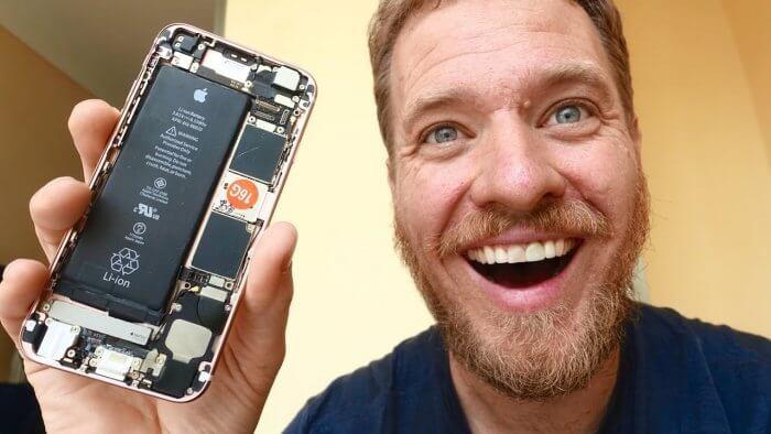 Kínai, eredeti Apple iPhone 6s