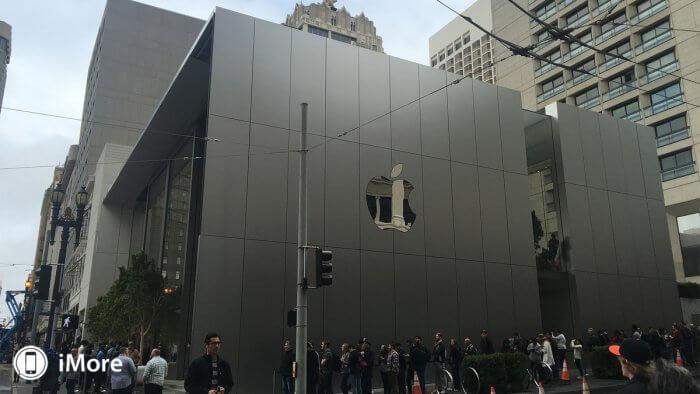 Union Square Apple Store