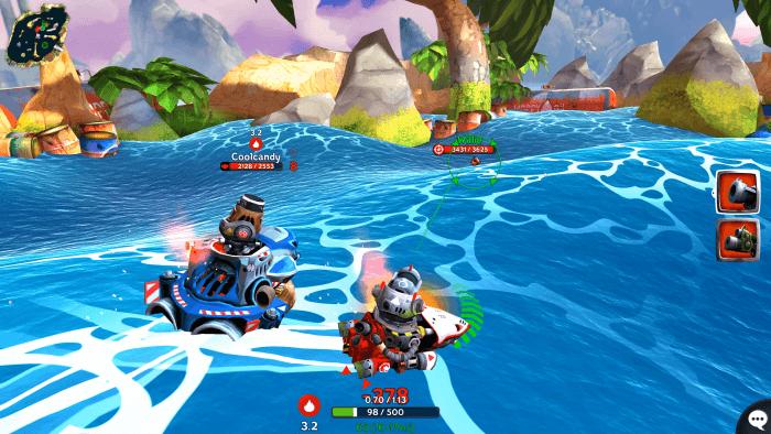 Battle Bay képernyőfotó