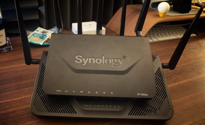Synology RT1900ac VS. RT2600ac