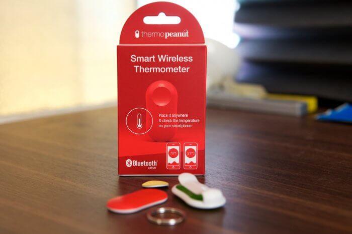 ThermoPeanut az okoshőmérő
