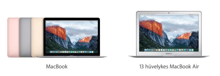 Lehetséges MacBook és MacBook Air frissítés a WWDC-n!
