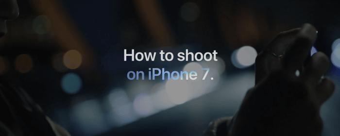 Hogyan fotózz iPhone 7 vagy iPhone 7 Plus-szal!