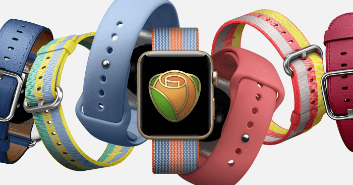 Anyák napi Apple Watch kihívás borítókép