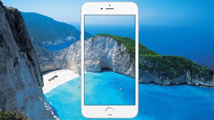 Legjobb háttérkép alkalmazások iPhone-ra borítókép