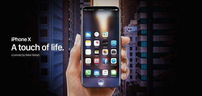 iPhone 8 kijelző