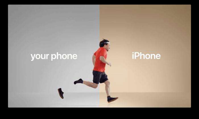 iPhone-ra váltás