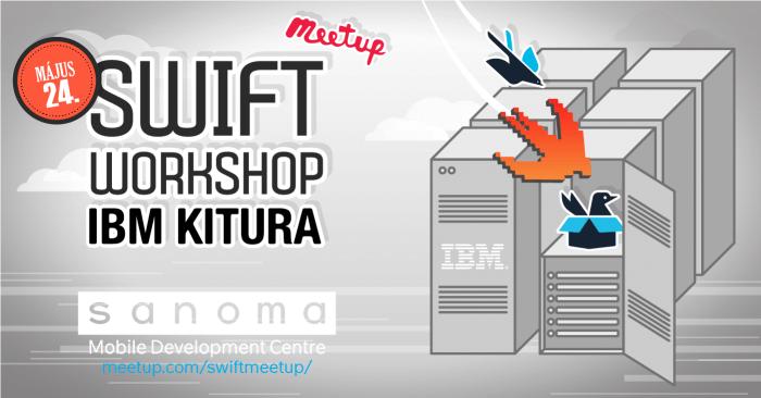 IBM Kitura - Swift szerver oldalon