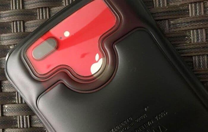 DiCAPac vízáló iPhone tok