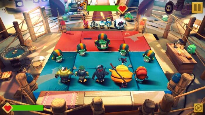 Angry Birds Evolution képernyőfotó