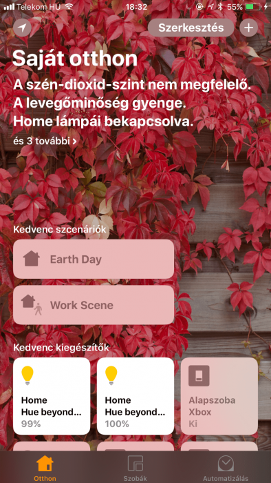 iOS 11 HomeKit