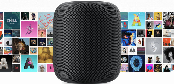 HomePod Apple Music