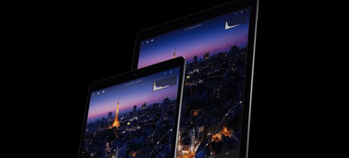 10,5 hüvelykes iPad Pro