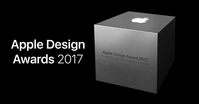 Apple Design Awards 2017 díjazottai borítókép
