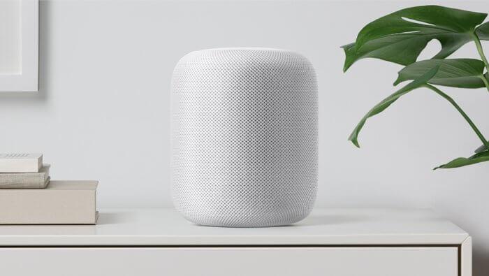 Fehér HomePod