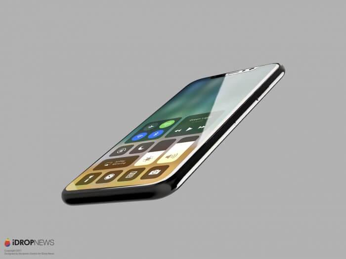 iOS 11 az iPhone 8 készüléken