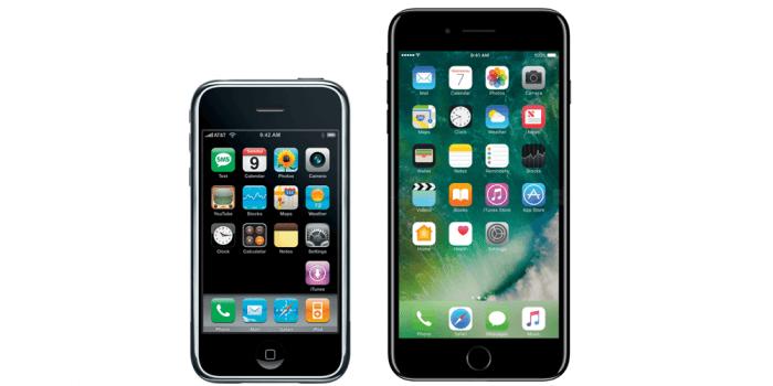 iPhone és iPhone 7