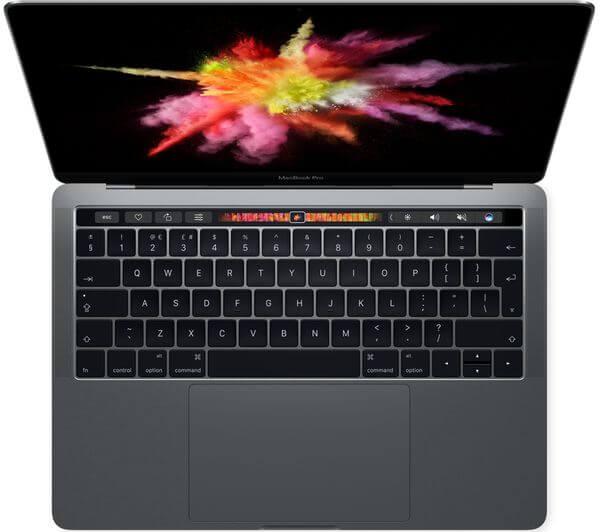 Touch Bar Retina MacBook Pro