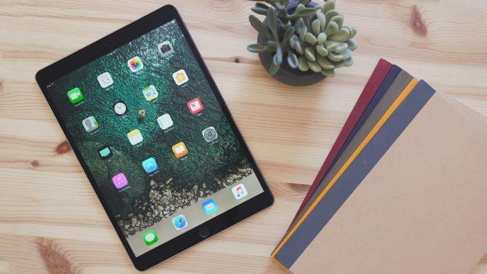 10,5 iPad Pro teszt