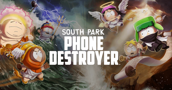 South Park Phone Destroyer borítókép