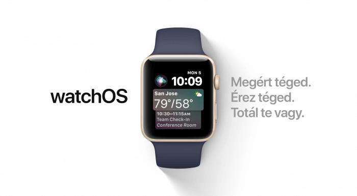 Megjelent a watchOS 4 – újdonságok, telepítés, tippek
