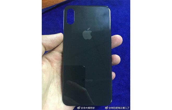 iPhone 8 ujjlenyomat-olvasó nélküli hátlap