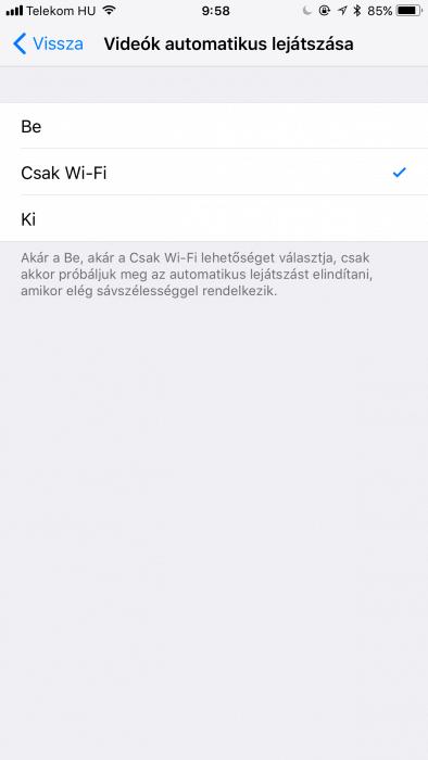 iOS 11 béta 3
