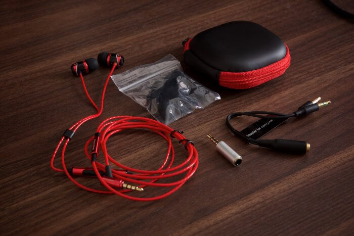 SoundMagic E10C