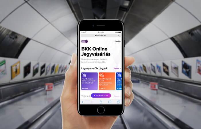 BKK Online Shop design