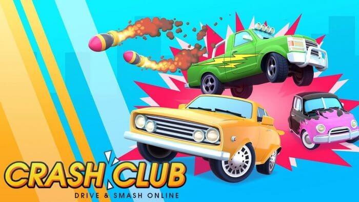 Crash Club borítókép