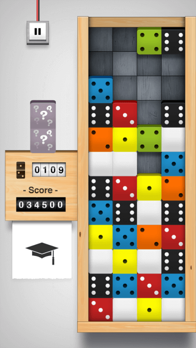 Domino Drop képernyőfotó